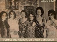 Vernissage Ateliers du Vieux Longueuil